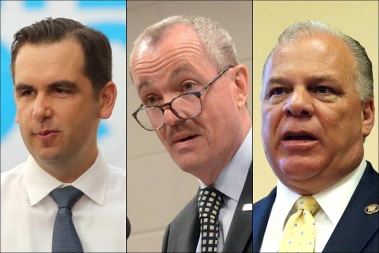 Candidates for governor of NJ