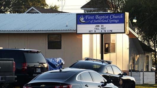 Church shooting