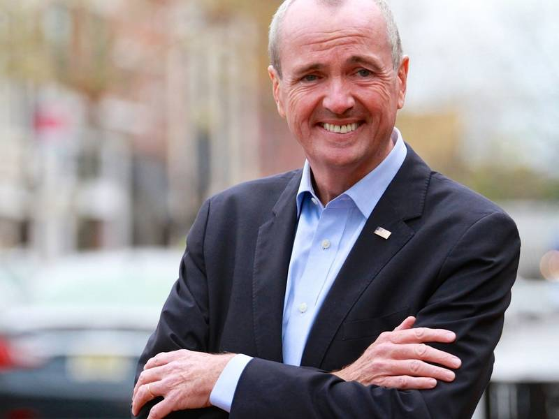 Phil Murphy the Governor