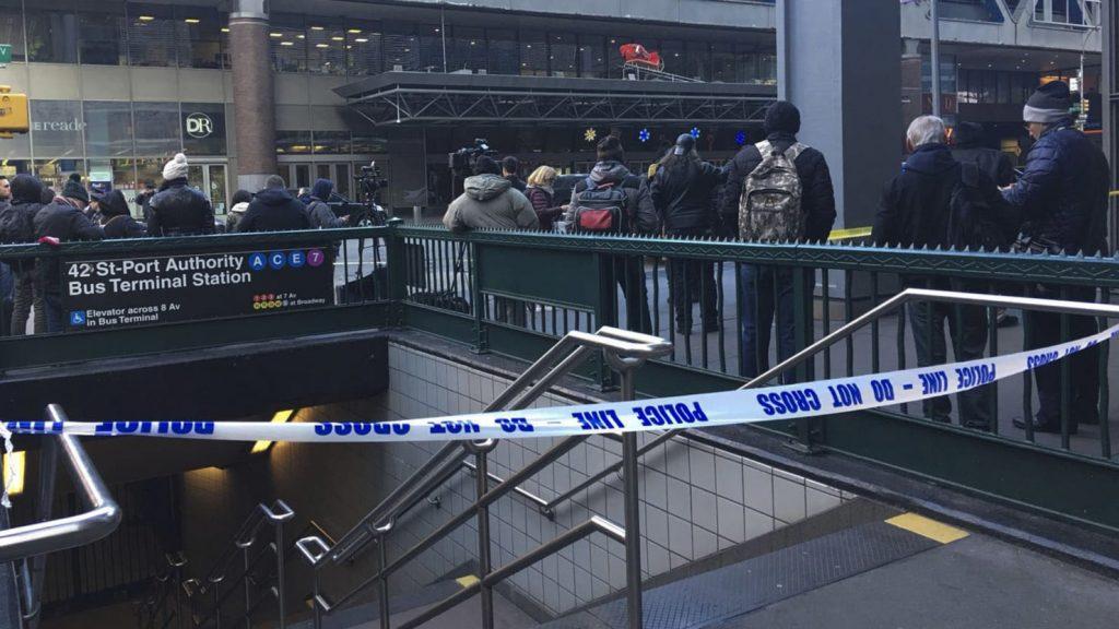 Port Authority bombing