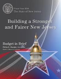 NJ state budget