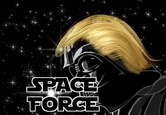 Sspace Farce