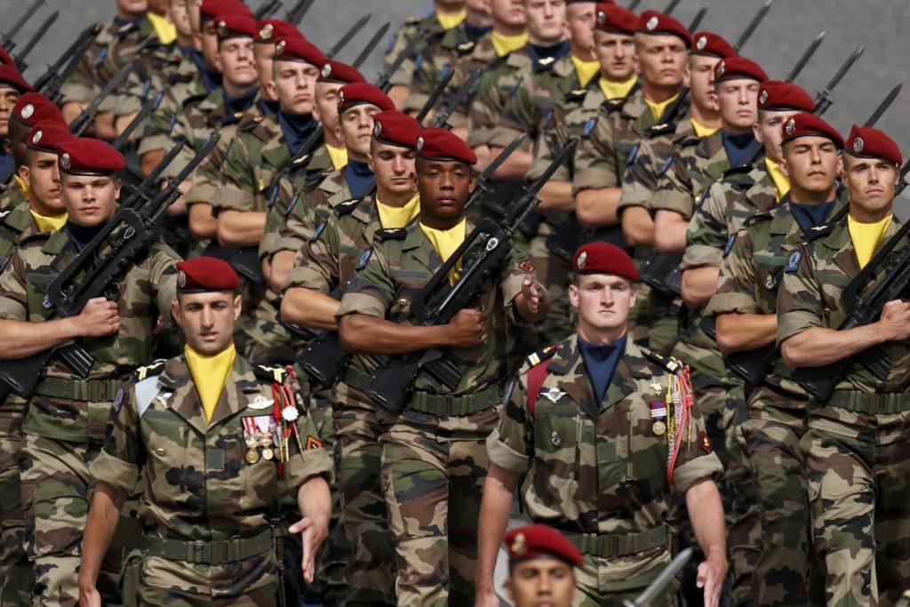 European military