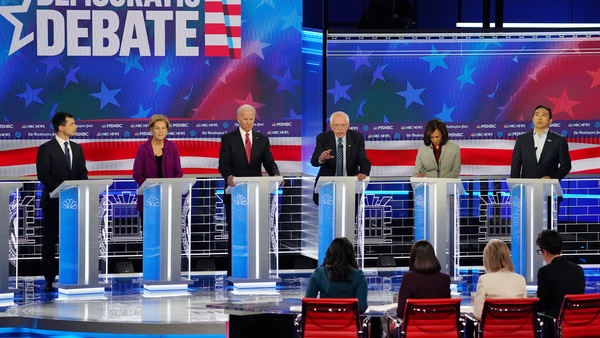 Democratuc debate