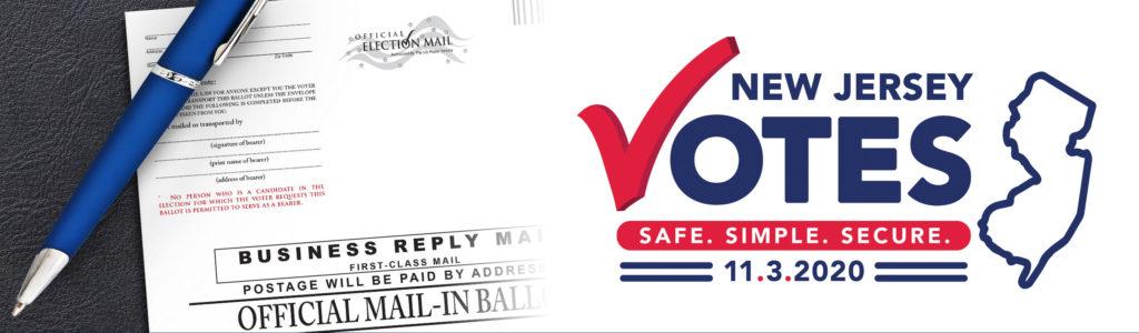 NJ mail in ballot